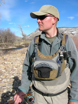 Burl productions for Fly fishing team usa